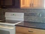 new tile backsplash