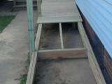 start of ADA ramp