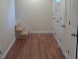 Pergo flooring in basement