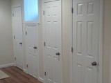 custome built closets finished