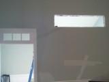cut in transom window