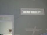 transom window installed