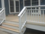 new PT deck and stairs