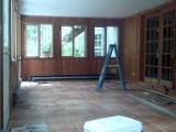 pre demo 15x30 tile floor
